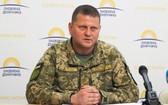 烏克蘭新任武裝部隊總司令瓦列里‧扎盧日內。(圖源:Getty Images)