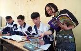 第一外語學科成為三至十二年級的強制學科。(圖源:光福)