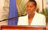 海地前最高法院法官特勞特。(圖源:互聯網)