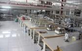 不少企業因疫情蔓延而暫停生產運營。(圖源:雲長)