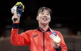 日本女子拳擊首枚奧運金牌