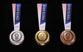 東京奧運會獎牌。(圖源:互聯網)