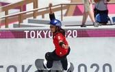 滑板小將創日本最年輕奪牌