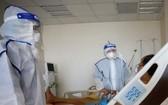 新冠患者重症監護中心投入活動