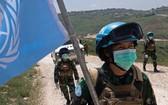 聯黎部隊及其維和部隊一直在黎巴嫩南部沿藍線執行日常維和任務。(圖源:聯合國)