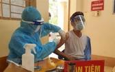 接種兩劑疫苗後赴平福省的人士不必集中隔離。(示意圖源:越通社)