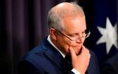 澳大利亞總理斯科特‧莫里森。(圖源:互聯網)