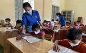 在特別暑期裡,廣治省的溫情班輔助不少家境困難的孩子。