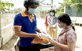 因新冠肺炎疫情而陷入困境的勞工獲得輔助。