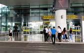 疫情期間的內牌國際機場。(圖源:楊玉)