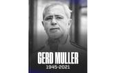 德國足球名宿蓋德‧穆勒逝世。(圖源:互聯網)