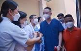白梅醫院又一批醫療幹部馳援本市