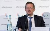 國際殘奧會(IPC)主席帕森斯。(圖源:互聯網)