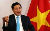 政府副總理范平明。(圖源:明英)