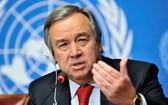 聯合國秘書長古特雷斯。(圖源:聯合國)