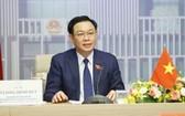 國會主席王廷惠。(圖源:越通社)