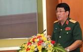 越南人民軍總政治部主任梁強大將。(圖源:人民軍隊報)
