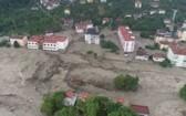 土耳其黑海地區洪災致 82 人遇難。(圖源:互聯網)