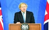 英首相約翰遜向G7成員國提出開會討論阿富汗局勢。(圖源:互聯網)