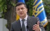 烏克蘭總統佛拉迪米爾‧澤倫斯基。(圖源:EPA)