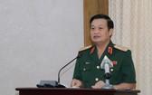 8月24日,第七軍區黨委書記、政委陳懷忠中將對軍區武裝力量發起了特殊競賽活動。(圖源:越南共產黨電子報)