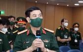 國防部表彰防疫先進集體與個人