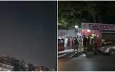 阿富汗塔利班在慶祝活動期間鳴槍造成17死41傷。(圖:互聯網)