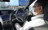 日本擬規定 L4 級自動駕駛條件。(示意圖源:共同社)