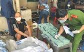 偵破柬埔寨-本市近百公斤毒品販運團夥