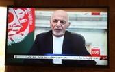阿富汗前總統阿什拉夫‧加尼當地時間8日在其個人社交媒體賬號上發表聲明,就此前突然離開喀布爾一事向阿富汗人民進行解釋及道歉。(圖源:互聯網)
