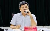 農業與農村發展部副部長陳清南在會上發言。(圖源:明創)