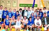 逾 120 小時籃球賽事獲世界紀錄