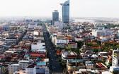 金邊市一景。(  圖源:互聯網)