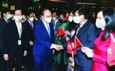 國家主席抵達美國出席聯合國大會活動