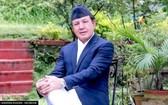 尼泊爾聯邦民主共和國外交部長納拉揚‧卡德卡。(圖源:Narayan Khadka / Facebook)