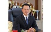 越南年輕企業家協會主席鄧鴻英。
