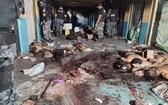 厄瓜多爾瓜亞斯省瓜亞基爾的監獄發生嚴重衝突。(圖源:互聯網)