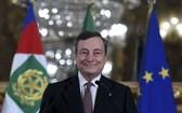 意大利總理德拉吉。(圖源:EPA)