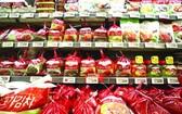 首爾市區一家超市的泡菜貨架。(圖源:互聯網)