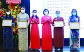 第十一郡慶祝越南婦女節