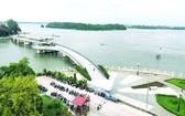 寧喬碼頭已恢復活動。(圖源:互聯網)