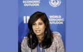 IMF首席經濟學家兼研究部主任戈皮納特。(圖源:互聯網)