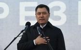 吉爾吉斯共和國總理阿克爾別克‧扎帕羅夫。(圖源: Sputnik)