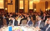 參與第16屆香格里拉對話會的代表(圖片來源:越南通訊社)