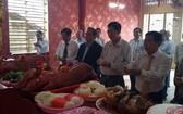 林氏宗祠積極展開慈善活動。