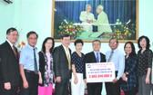 此次募捐活動共籌得28億6509萬元,並由市祖國陣線委員會轉交給災民。