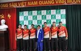 越南網球隊成員。