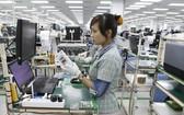 越南三星工廠對我國經濟增長獻綿力。