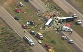 美新墨西哥州發生嚴重車禍 7死數十人傷