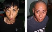 兩名搶劫銀行匪徒落網(圖源:互聯網)